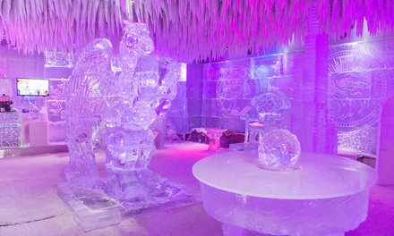 Chillout Ice Longue Entry: Child AED 35