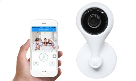 Two-Way Rotatable Security Camera