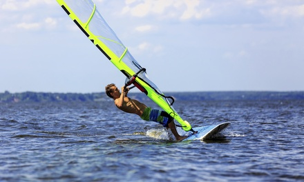 Windsurfing or Sailing Lesson