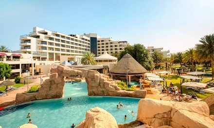 Al Ain: 5* Stay with HB or All Inclusive