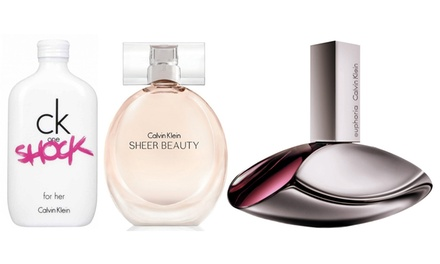 Calvin Klein Women's Fragrance