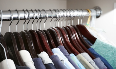 AED 100 to Spend on Dry Cleaning