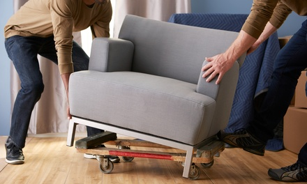 AED 400 Toward Moving Service