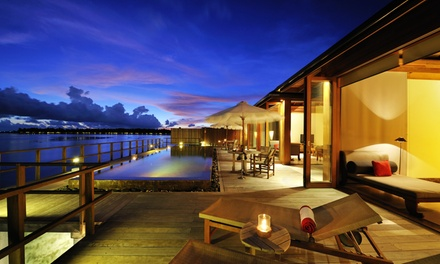 Maldives: 3 Nights 4* or 5* Stay with Meals