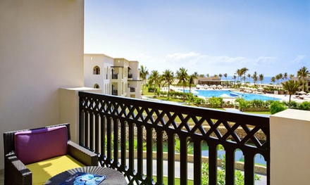 ✈ Oman: 2-Night 5* Break with Breakfast and Flights