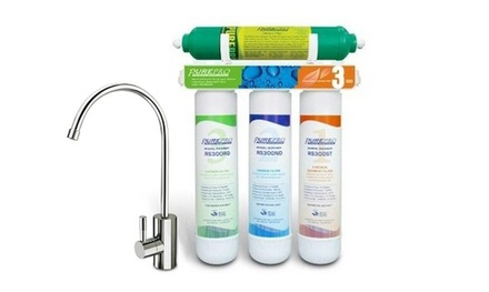 Alkaline Water Purifier with Faucet