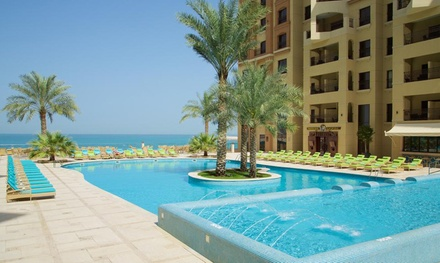 Ras Al-Khaimah: 5* Ramadan Break with Half Board