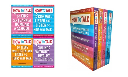How to Talk to Kids Books
