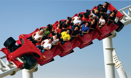 Yas Island: 1- or 2-Night 4* Eid Stay with Theme Park Tickets