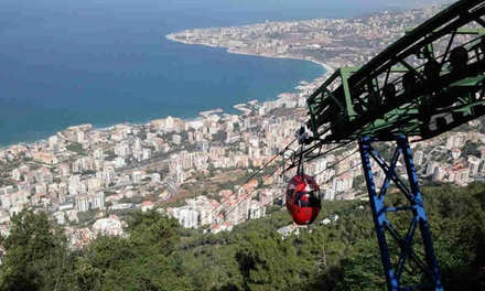 ✈ Lebanon: National Day 3 Nights with Flights and Tours