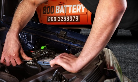 30% Off Car Battery Replacement