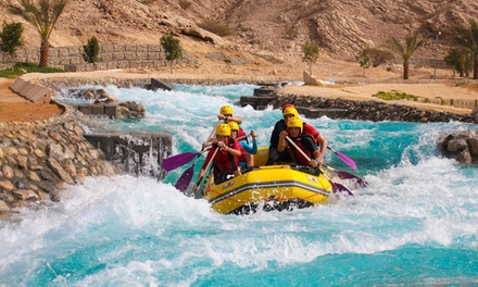 Al Ain: 1 or 2 Nights with Attractions Tickets