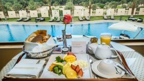 Al Gharbia: 1-Night 4* Stay with In-House Activities