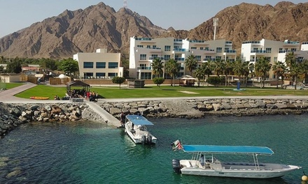 Fujairah: NYE Early Bird Rate: 5* Stay with Gala Dinner